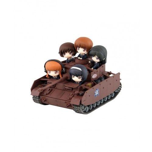 Girls Und Panzer Panzerkampfwagen Iv Ausf D Ausf H Ending Ver Tank Panzer Iv Action Figures