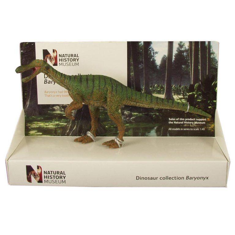Dinosaur Replicas - Natural History Museum
