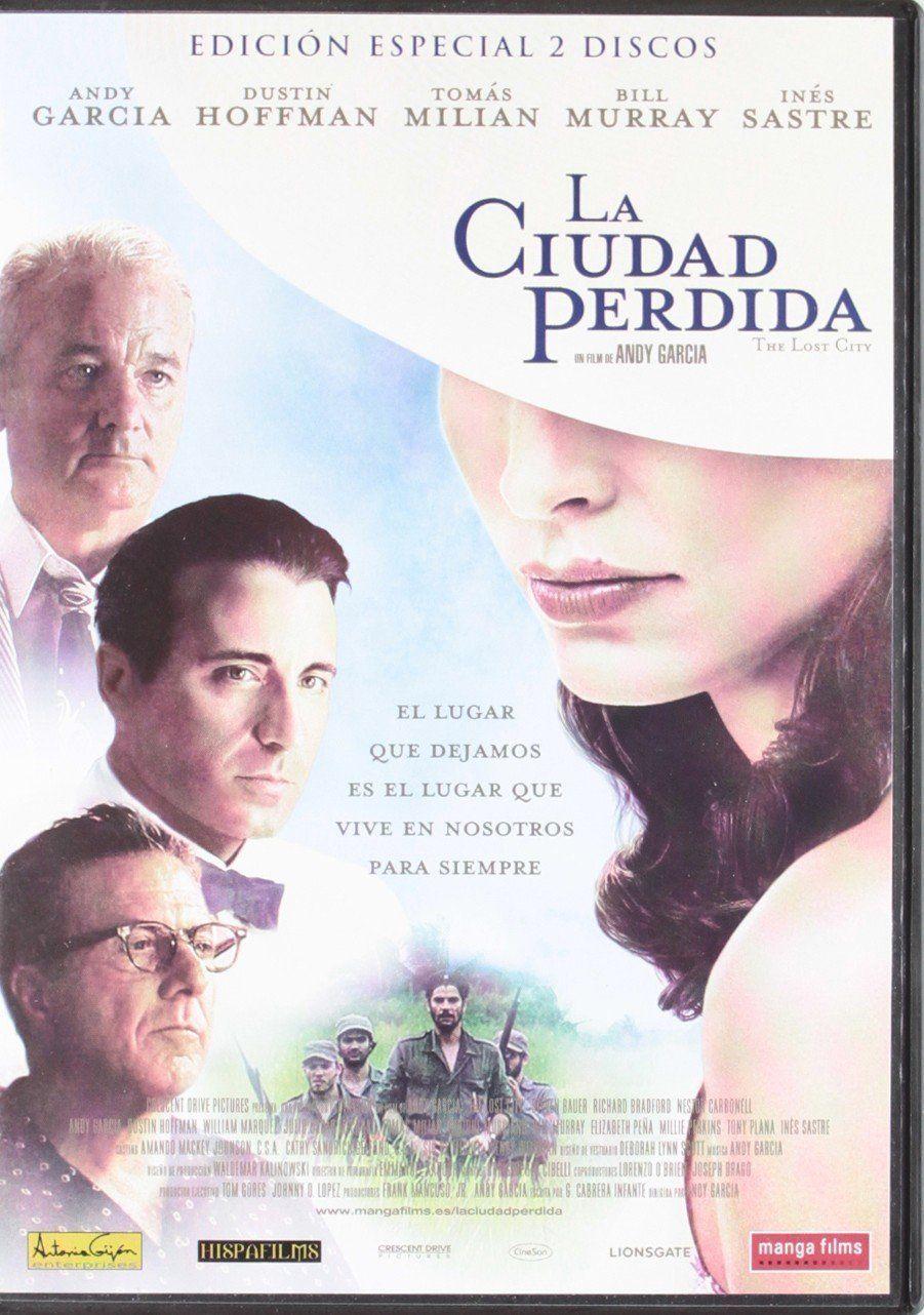 Pin De Biblioteca Etsa Udc En Cine Ciudad Perdida Andy Garcia Carteles De Películas
