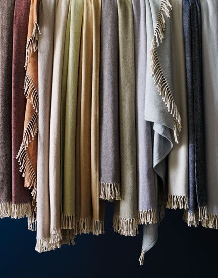 Sferra Celine Herringbone Cotton 51 X 71 Throws Sferra Herringbone Throw Throw Blanket
