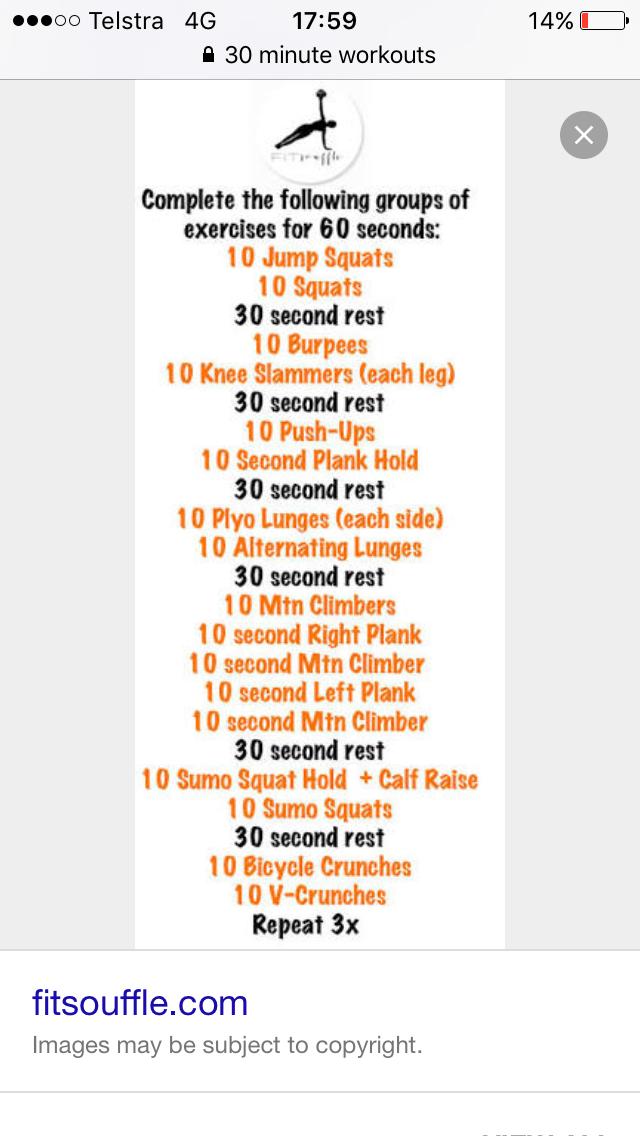 Pin By Mia Hellandsvik On Fysikh Katastash Hiit Workout Circuit Workout Fitness Body
