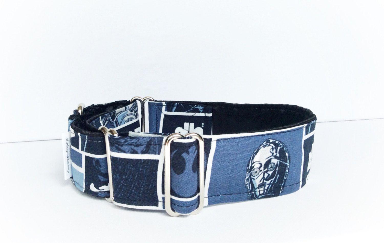 collier pour chien martingal