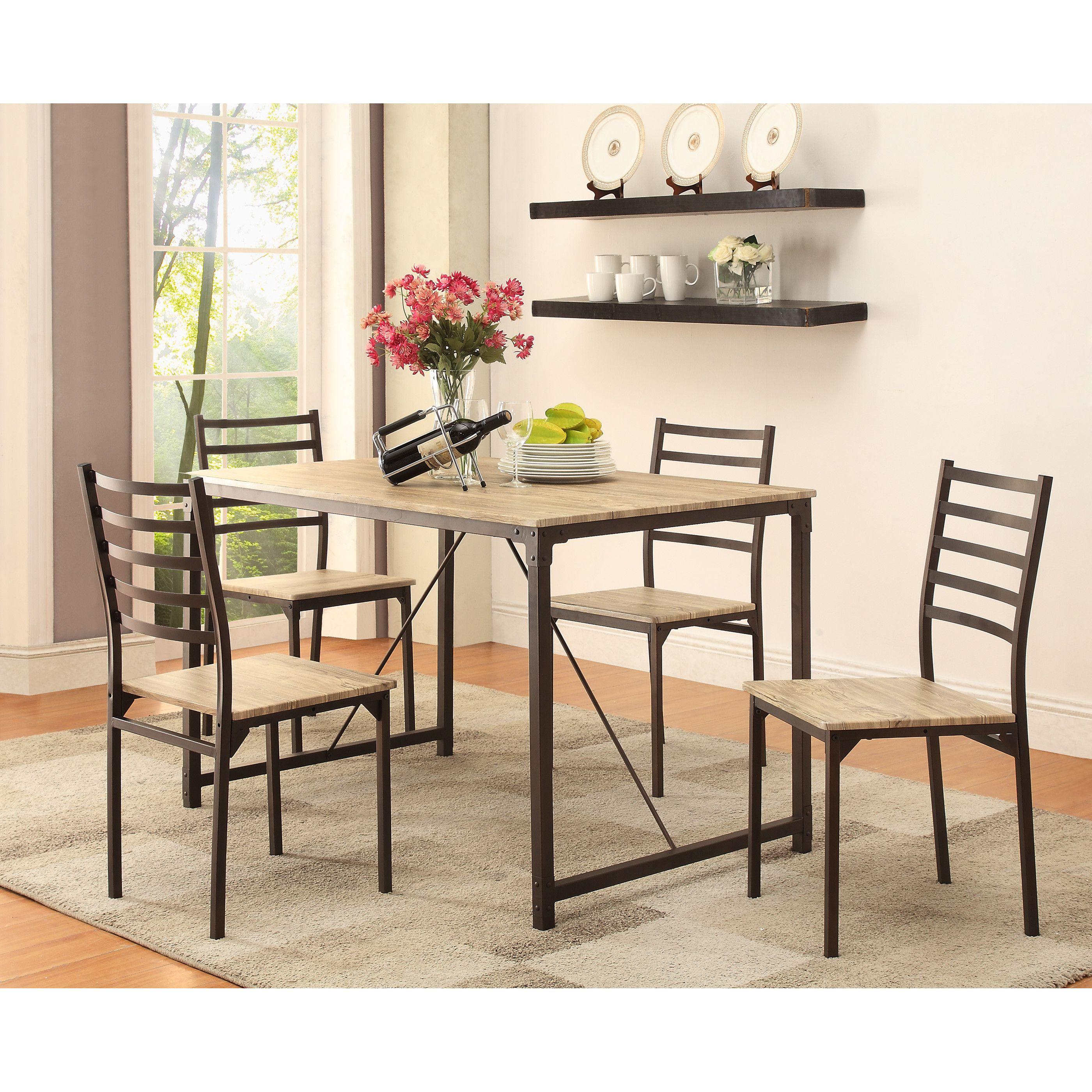 Superior Wildon Home ® 5 Piece Dining Set