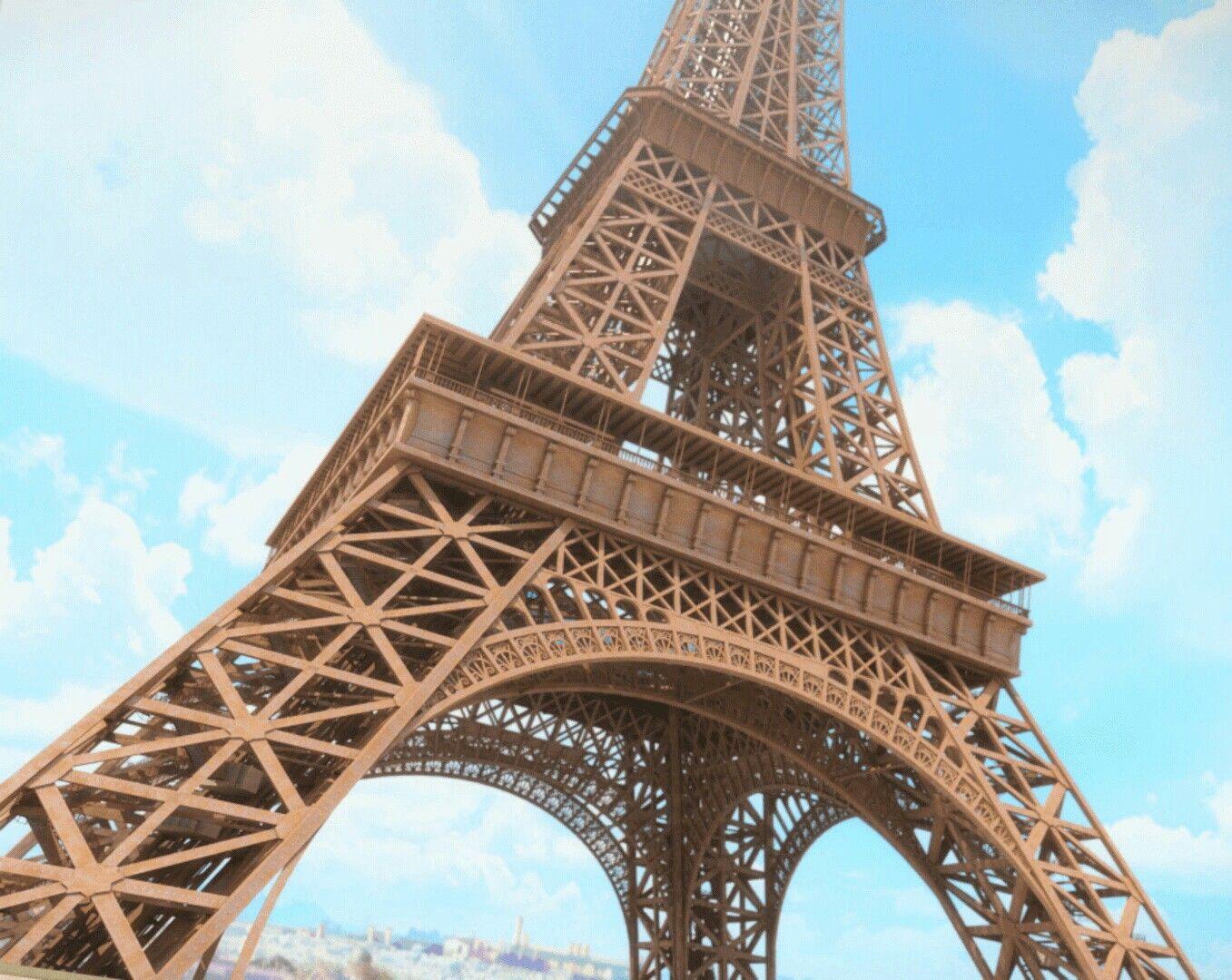 La Torre Eiffel🗼