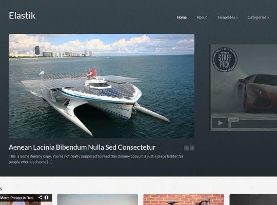 Best Premium WordPress Magazine Themes - News Templates