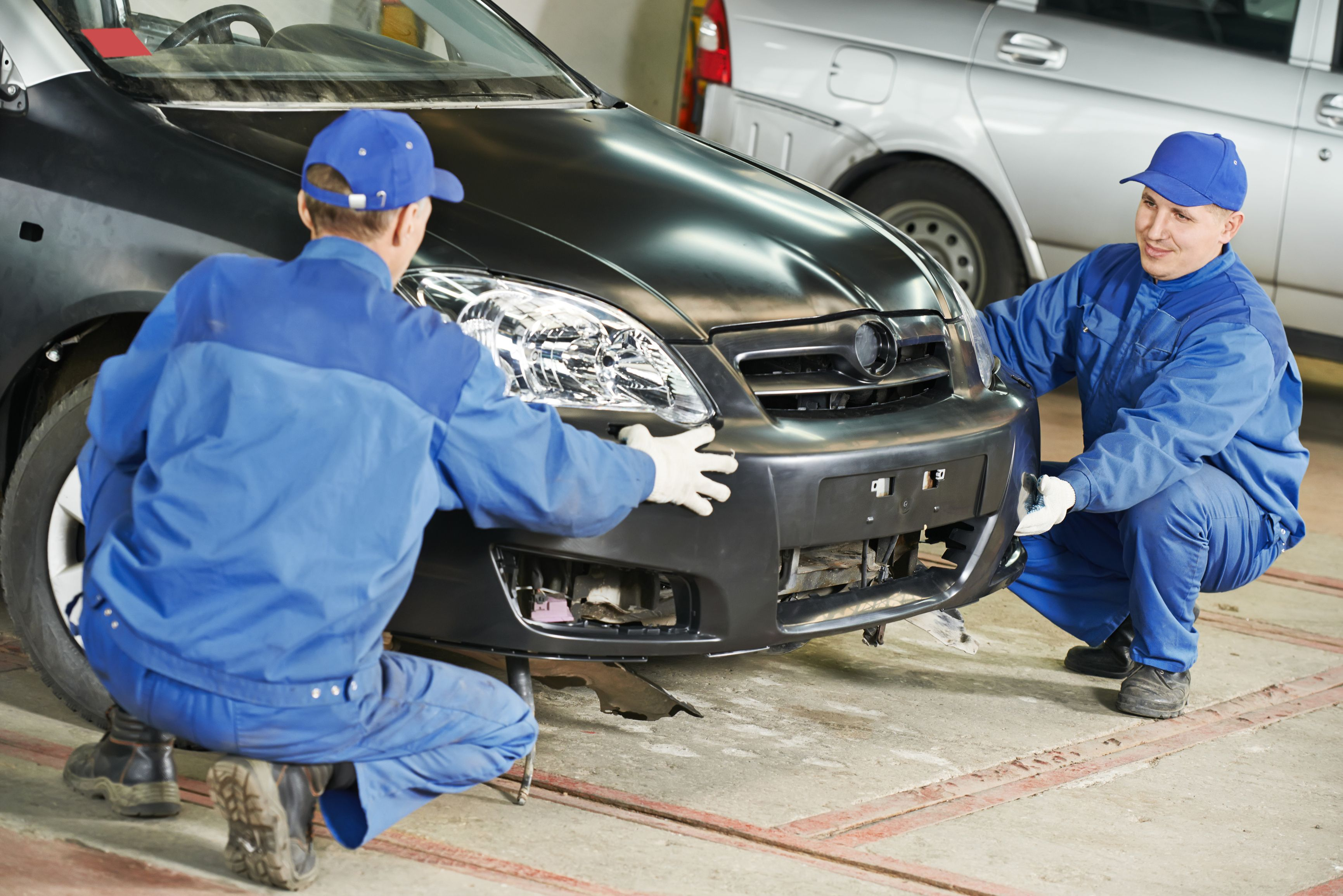 Auto Body Repair - Restoring Vehicles