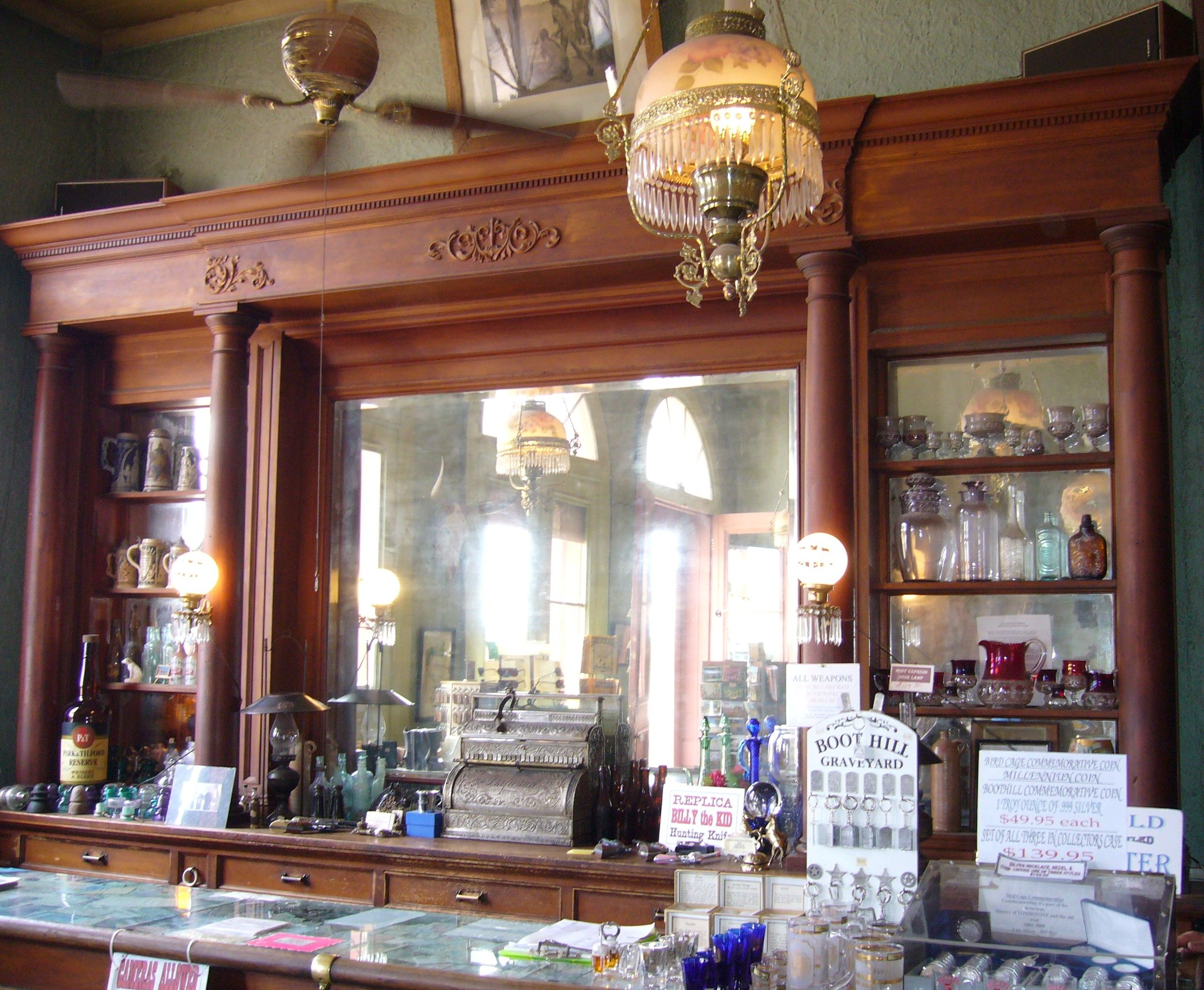 Birdcage theater tombstone az this bar is absolutely gorgeous in birdcage theater tombstone az this bar is absolutely gorgeous in person the arubaitofo Images