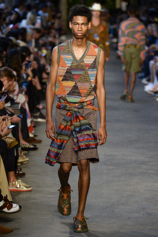 Missoni Spring 2017 Menswear Fashion Show