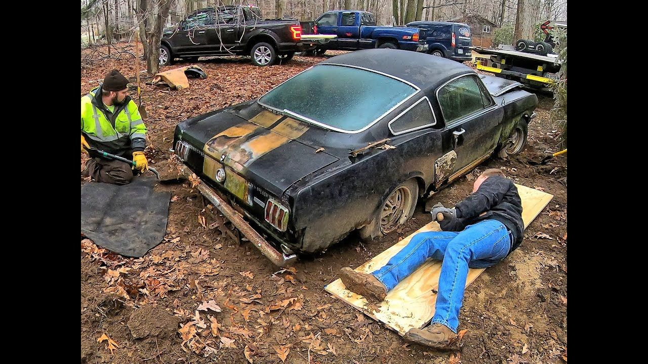 Found 1966 Shelby Mustang Gt350h Sunk In Ohio Backyard 40 Years Youtube In 2020 Mustang Shelby Ford Mustang Shelby Ford Mustang