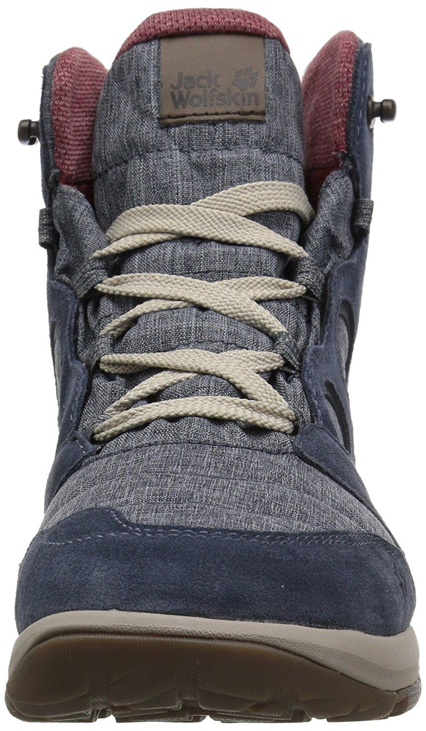 Texapore Jack Vancouver W Wolfskin Women's Fashion Mid Boot bf7g6y