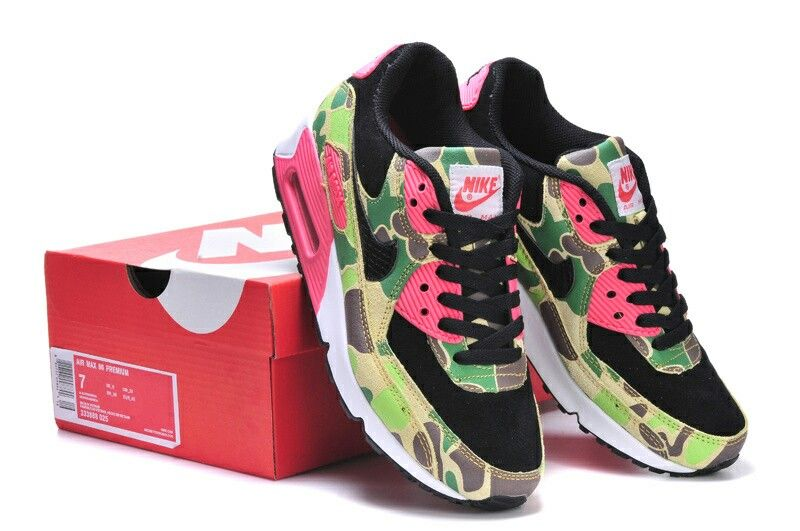 finest selection ff75b 492d1 Nike Air Max 90 Infrared Duck Hunter camo