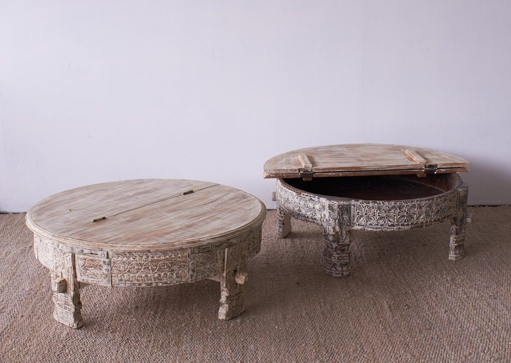 Originals Furniture India Corn Grinder with Lid Great