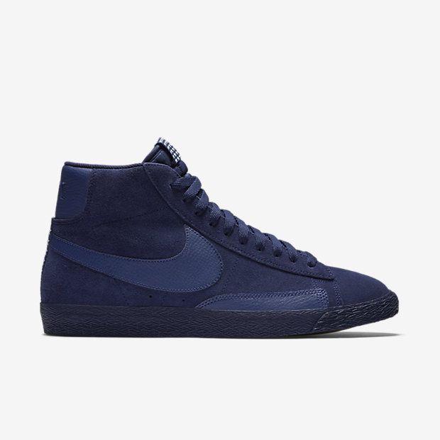 Nike Blazer Mid Premium Vintage – Chaussure mi-montante pour Homme