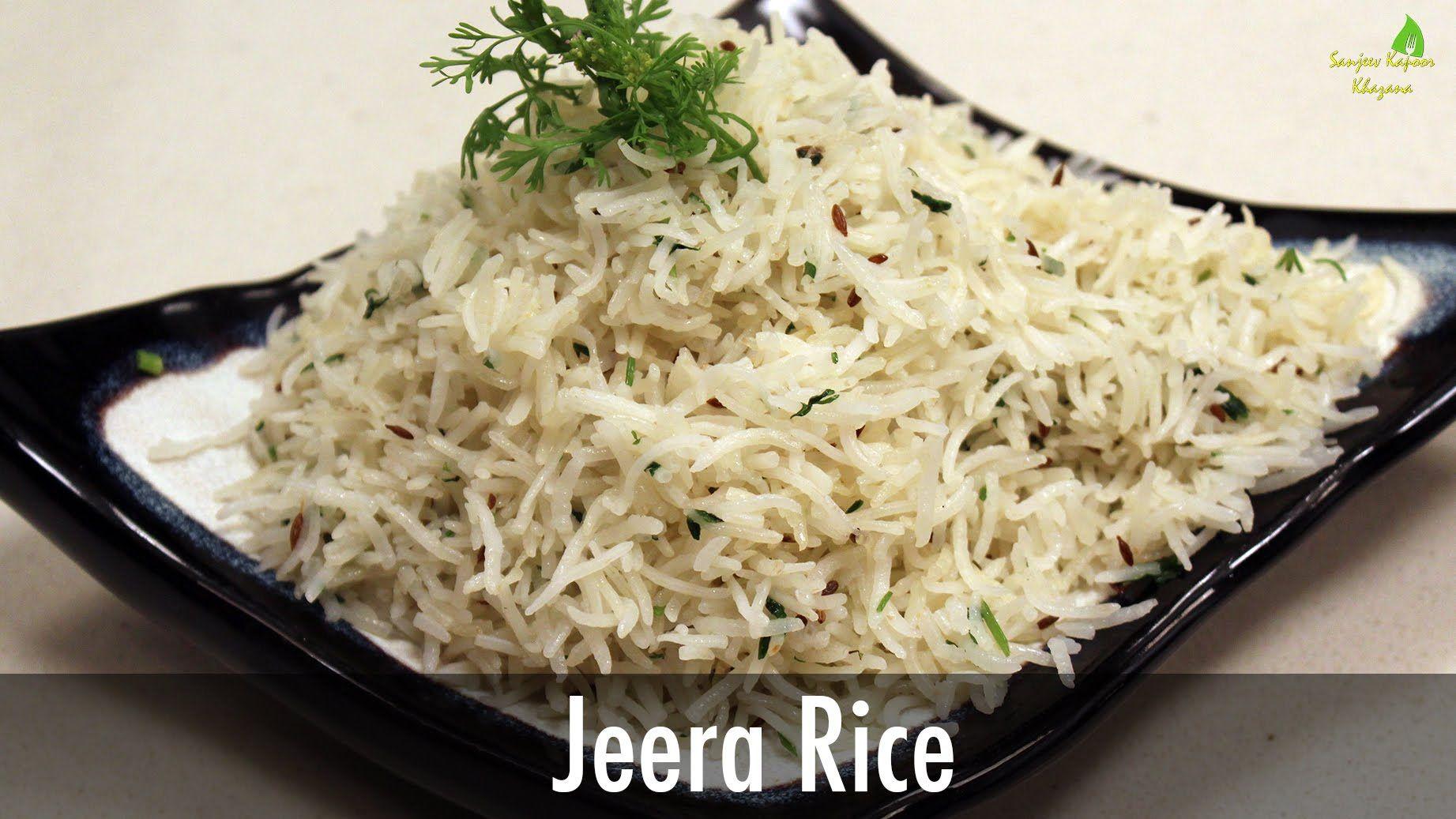 Jeera rice sanjeev kapoor khazana sanjeev kapoor recipes food jeera rice sanjeev kapoor khazana forumfinder Gallery