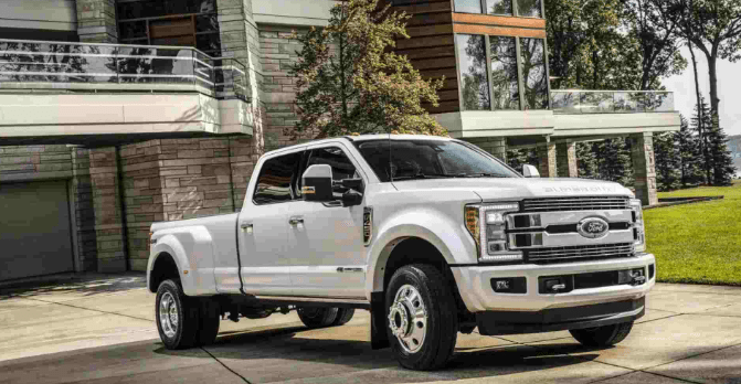 2020 Ford F250 Review And Changes Ford Cars News Ford Excursion Ford F250 Car Ford