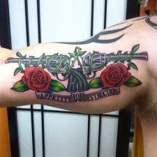 Guns N Roses Logo Guns Tatuagem Guns N Roses Tatuagem Tatuagens Bonitas