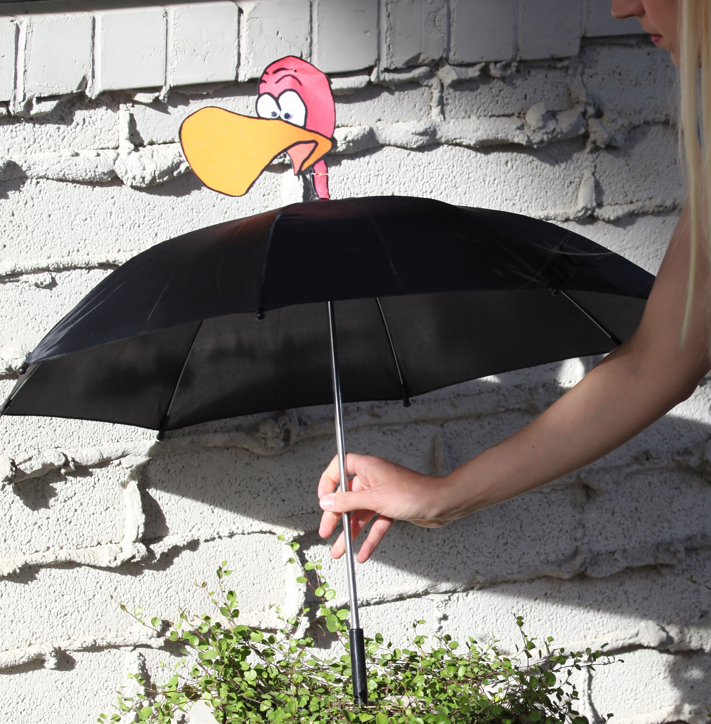 Alice In Wonderland Decorations Umbrella Vulture I Made A Few Of These From Child Size Black Umbrellas Along With Many The Other Curious Creatures