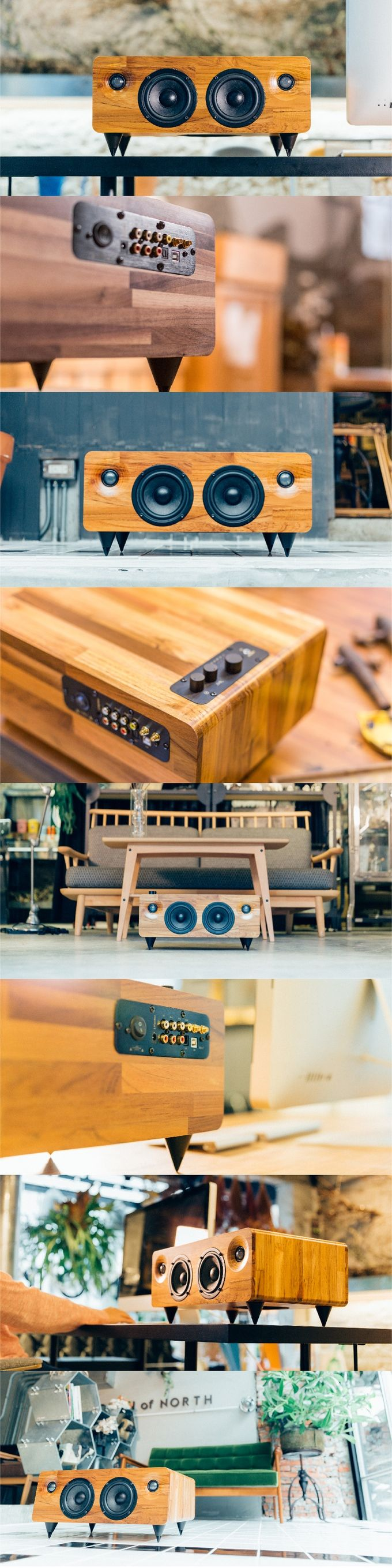 Bringing audio engineering, craftsmanship, and technology together.