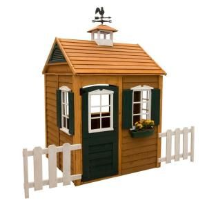 KidKraft Bayberry Wooden Playhouse-P280050   Play houses ...