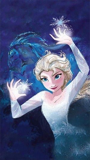 Disney's Frozen 2 Photo: Elsa Phone Wallpaper