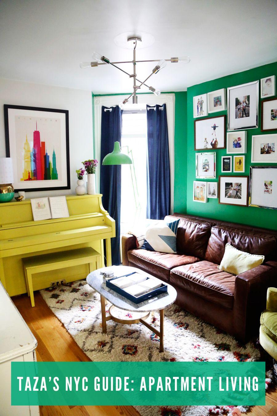 Urban Living Room: Taza's Nyc Guide: Urban Living! (Love Taza