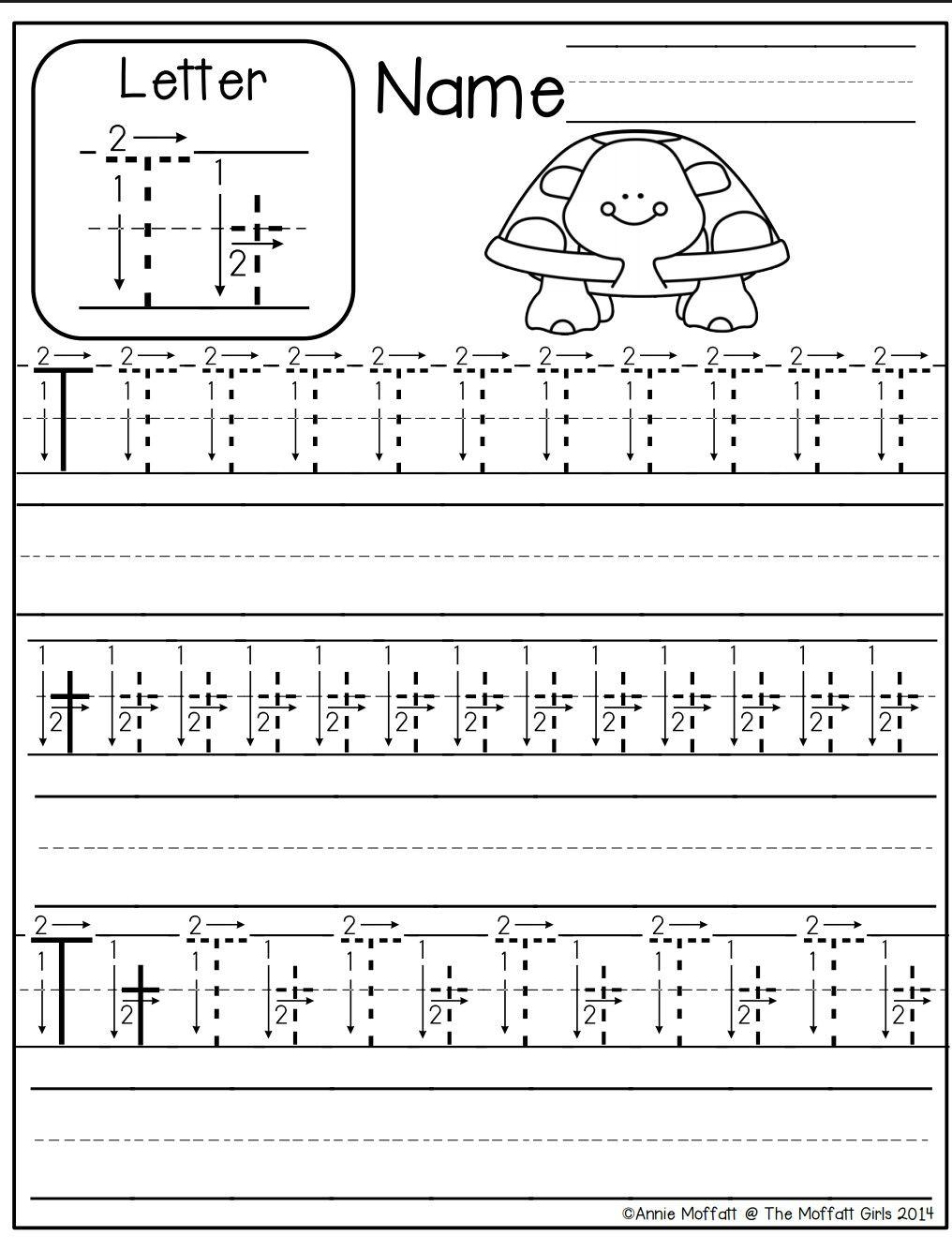 Letter T Worksheet Kindergarten Abc Worksheets Alphabet Worksheets Preschool Alphabet Preschool