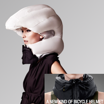 airbag for cyclist
