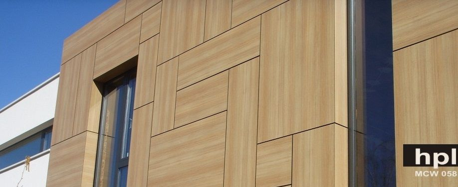 Image Result For Hpl Wood Facade Panel Wood In Arhitecture Pinterest Wood Facade Timber