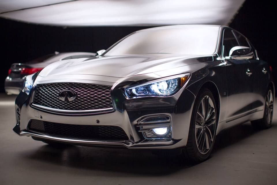 Love this new Infiniti Infiniti q50