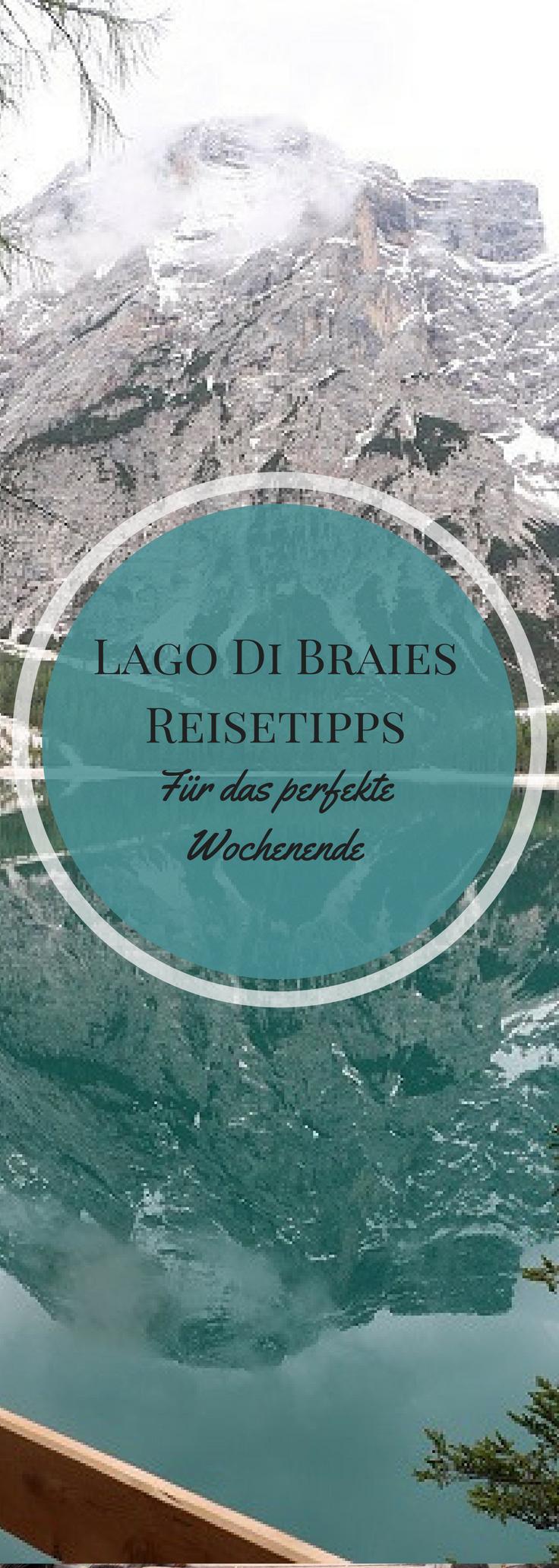 Photo of Lago di Braies Reisetipps: so wird dein Aufenthalt unvergesslich!