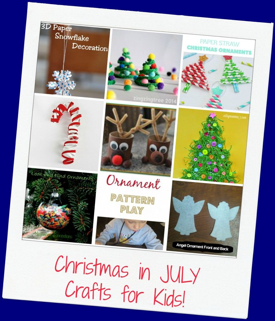 Christmas In JULY Can Be FUN For Preschoolers Come PLAY