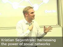 Talks on Entrepreneurial Leadership at London Business School