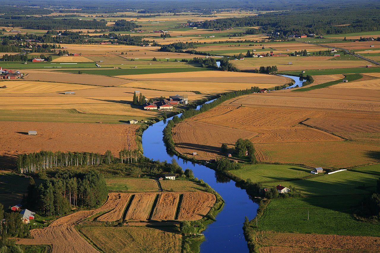 Lapua river, South Ostrobothnia province of Western Finland. - Etelä-Pohjanmaa -  (via Roger Luoma http://www.pinterest.com/pin/486036984759844991/ )
