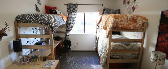 Sedona Hall Campus Housing Grand Canyon University Dorm Layout Dorm Design Cute Dorm Rooms