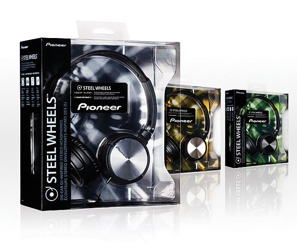 Packaging Portfolio | Pioneer Electronics U.S.A. | JDA, Inc. Retail Ready Design