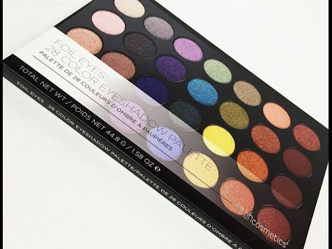 Supernova 18-Color Baked Eyeshadow Palette by BH Cosmetics #11