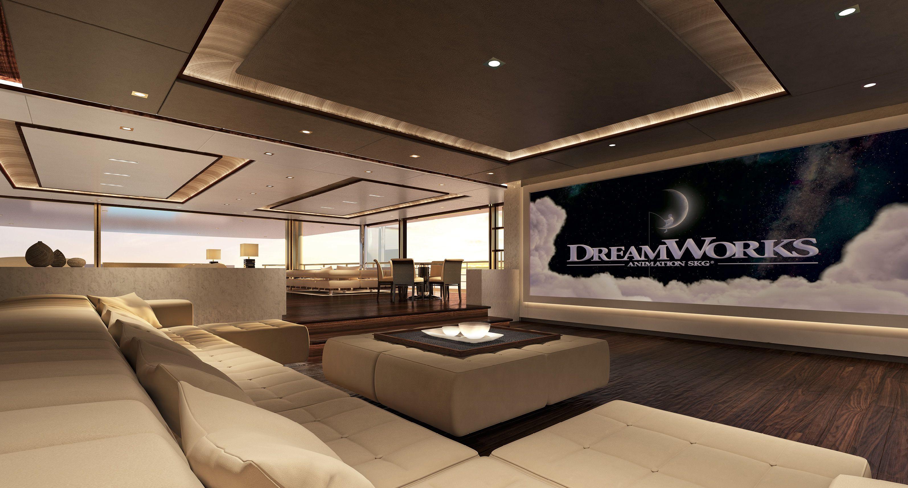 Interior Design - Sinot Exclusive Yacht Design | Sinot Design ...