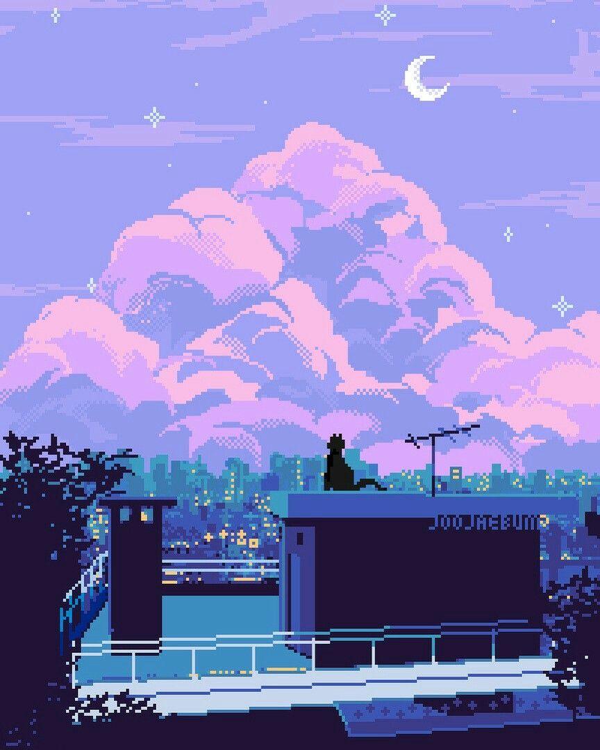 Image result for aesthetic pixel art
