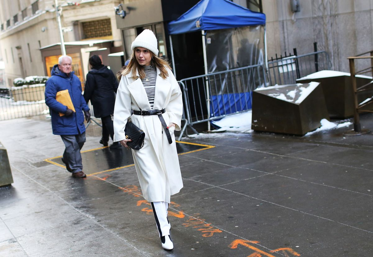 Street Style: New York Fashion Week Fall 2015, Part 2 – Vogue