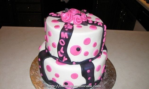 Birthday Cake For 12 Years Old Girl Picture Birthday Cake