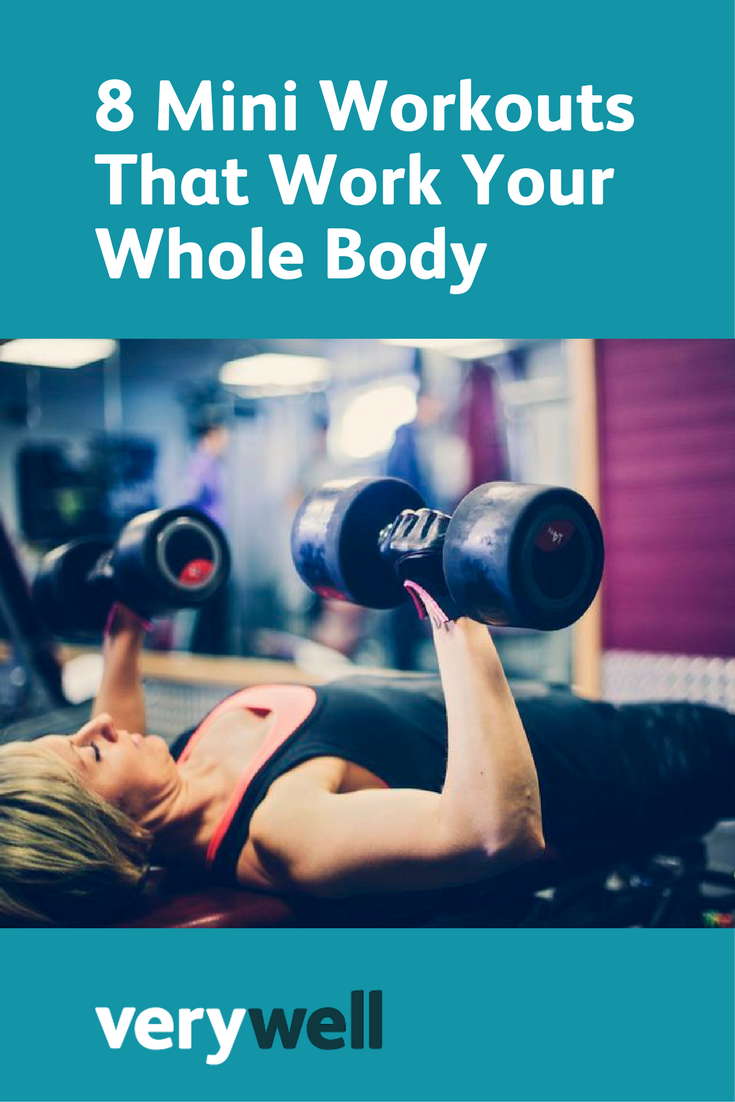 8 Mini Workouts That Work Your Whole Body