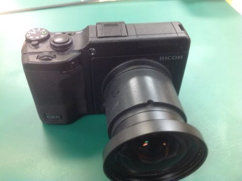Ricoh GXR 10MP Digital Camera plus Extras-Good Condition https://t.co/REeQWgUXiE https://t.co/6KEiZyyPfV