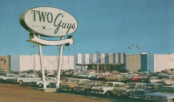 Two Guys New Jersey Jersey Girl Department Store