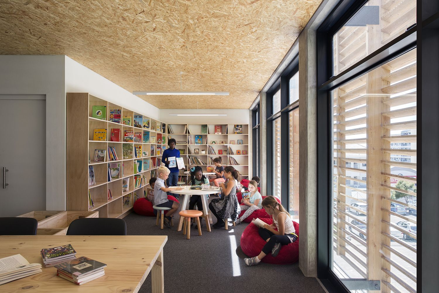 Gallery Of French School Cape Town Kritzinger Architects