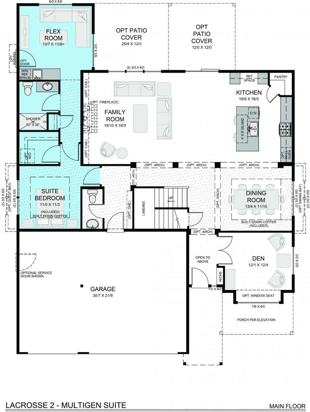 Pin On House Plans Multi Generational
