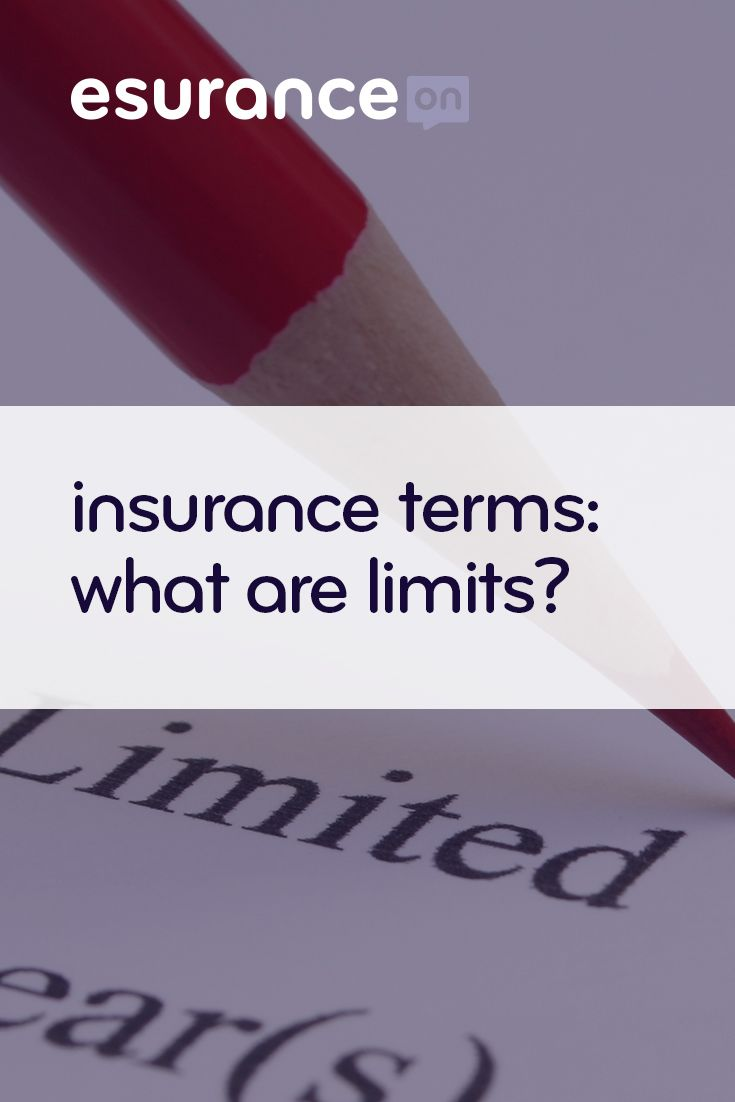See How Limits Affect Your Insurance Coverage And Financial