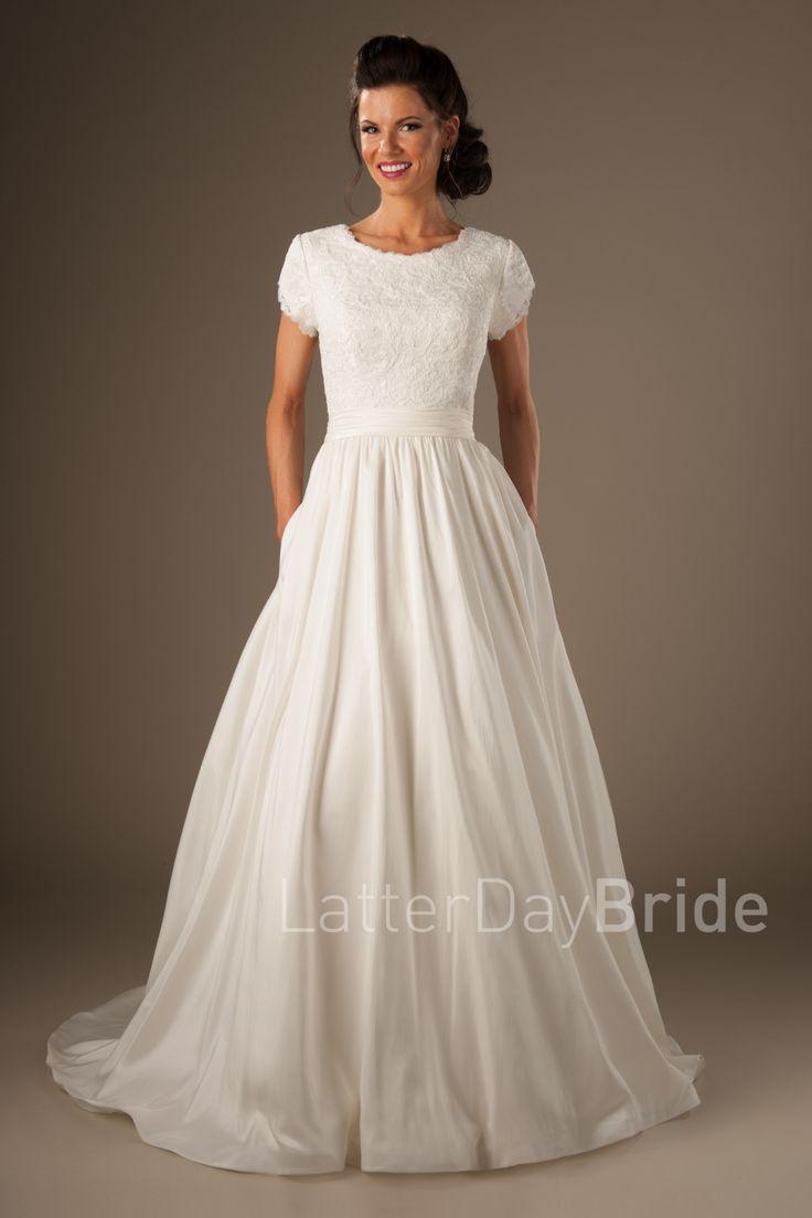 10+ konservative Brautkleider – Kleid für Landhochzeitsgäste