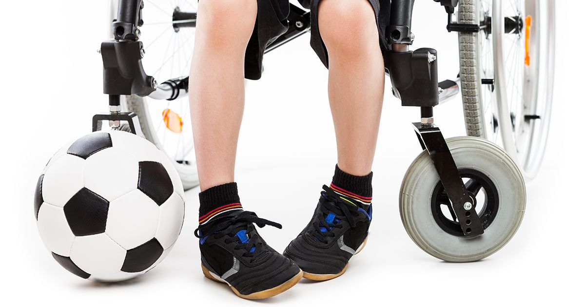 More than 15 types of adapted sports for children and