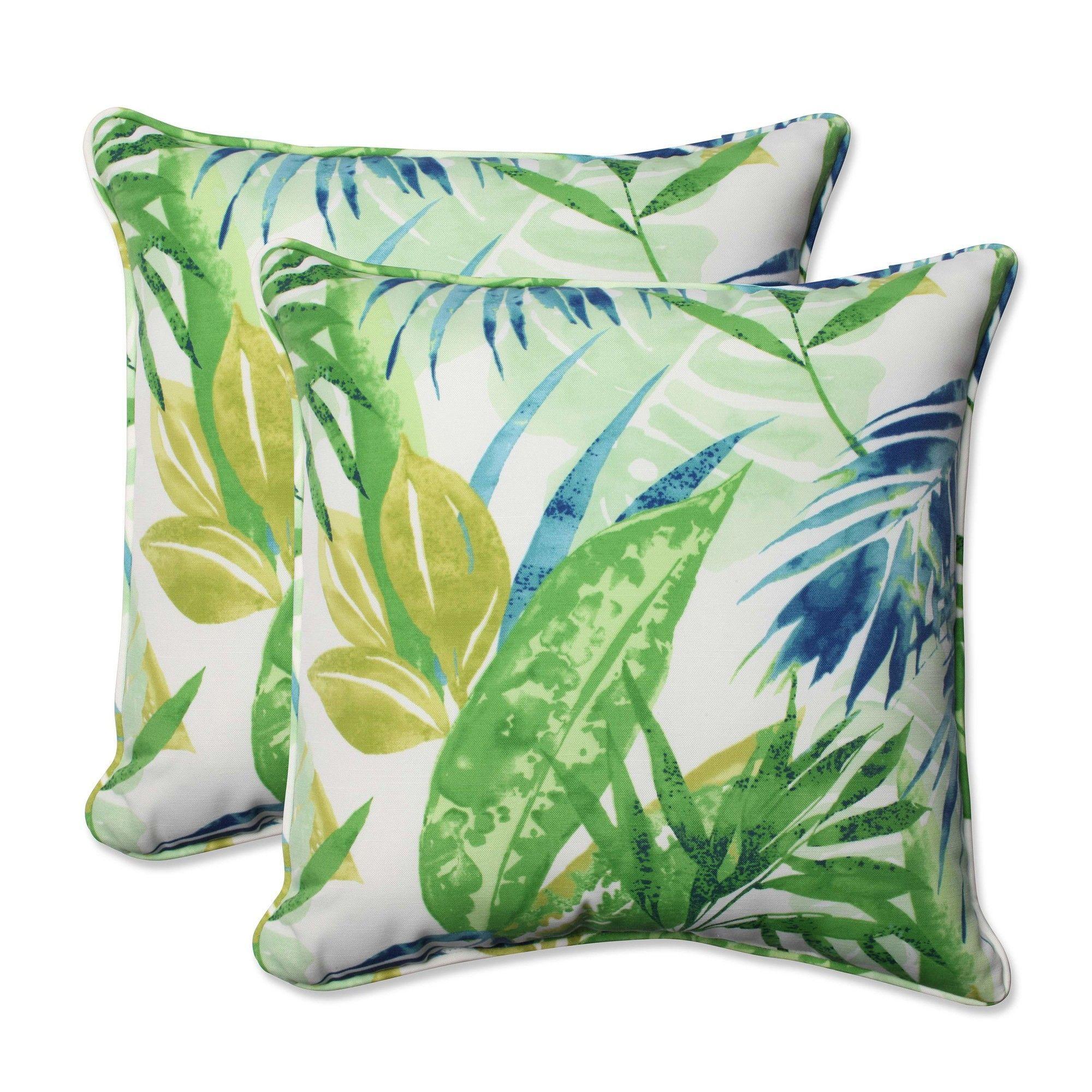 Soleil Indoor/Outdoor Throw Pillow