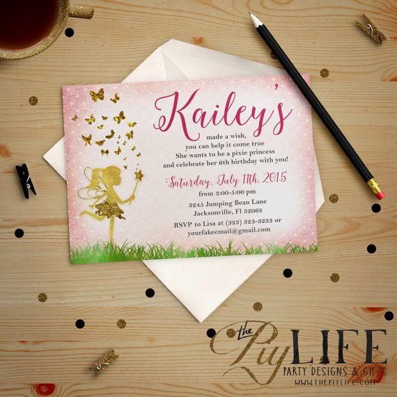 Hey, I found this really awesome Etsy listing at https://www.etsy.com/listing/237352281/birthday-invitation-glitter-butterfly